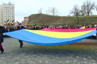 Parada militara de Ziua Nationala la Alba Iulia. Klaus Iohannis este asteptat la evenimentul de 1 Decembrie