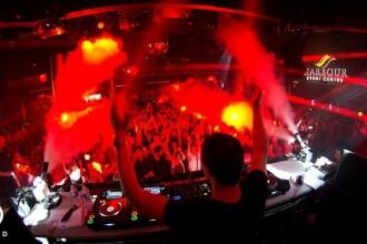 Un DJ international renunta la show-urile pirotehnice dupa tragedia de la Colectiv.