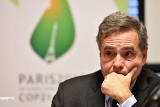 Interviu cu ambasadorul Francois Saint-Paul.