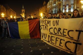 Mesajul transmis in A TREIA ZI de proteste in Bucuresti si in tara.