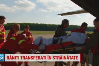 STAREA RANITILOR DIN COLECTIV. 17 persoane vor fi transportate in Olanda si Belgia cu aeronave Spartan
