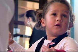 Nina, fetita ratacita in Croatia, care vorbeste o limba neinteleasa de nimeni, a fost identificata. Cine sunt parintii ei