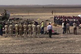 Ce s-a auzit in ultima secunda a inregistrarii de la bordul avionului prabusit in Egipt. Marturia sefului de investigatii