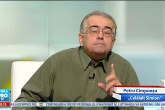 Omul care aduce cartea: Petru Cimpoesu,