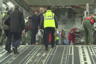 STAREA RANITILOR. 10 pacienti au ajuns in spitale din Anglia si Norvegia. 71 sunt inca internati in Bucuresti