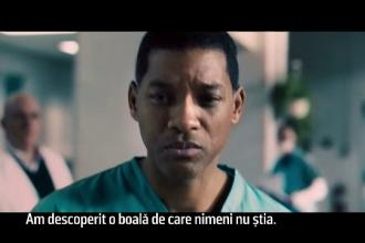 Will Smith, in rolul medicului care a avertizat asupra pericolelor fotbalului american.