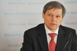 Dacian Ciolos a numit patru noi secretari de stat. Numele anuntate de premier