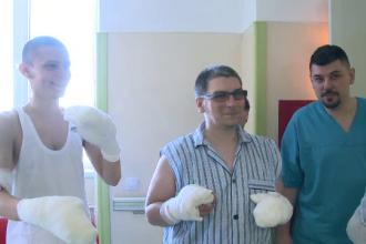 Controale la spitalele unde au fost internati ranitii din Colectiv. Doua decese au DISPARUT din statisticile oficiale