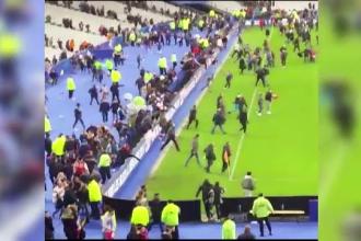 Scene ireale pe Stade de France, dupa un atac kamikaze. Corespondentul Sport ProTV, Adi Costeiu, povesteste clipele de cosmar