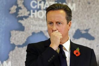 Sapte atentate, evitate in Marea Britanie, in ultimele 6 luni. Cameron: Daca sunt in joc interese noastre, actionam in Siria