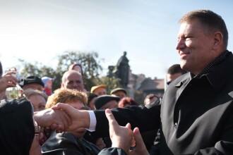 Mesajul lui Iohannis la un an de la prezidentiale: