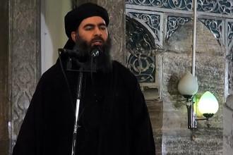 Surse: Liderul Statului Islamic ar fi fost ucis in Raqqa. Abu Bakr al-Baghdadi a fost tinta unui raid american