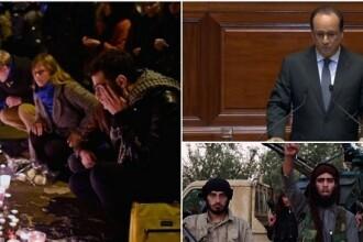 Raid al politiei franceze in Strasbourg, in cautarea lui Salah Abdeslam. Presedintele Hollande: