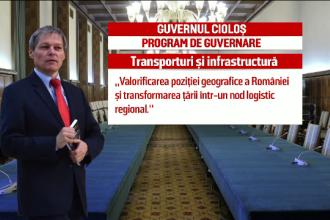 Guvernul Ciolos a adus completari in programul de guvernare. Ce schimbari vizeaza premierul desemnat