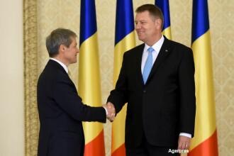 """Iohannis: """"Am prima şansă la prezidenţiale"""". Ce spune despre candidatura lui Cioloș"""