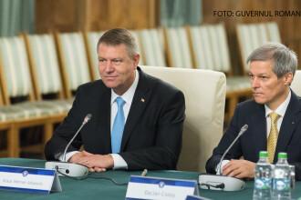 Romania Competitiva, un proiect pentru o crestere economica sustenabila. Planurile lui Iohannis si Ciolos pentru guvernare