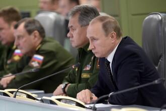 Reuters: Tarile Europei de Est se tem ca lupta antiterorism a scos Rusia din izolare dupa criza din Ucraina
