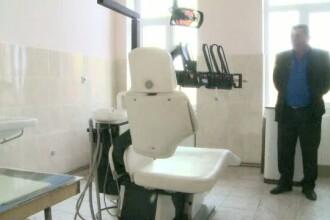 Satele cu cabinete stomatologice de zeci de mii de lei, pe care nu le foloseste nimeni. De ce fug dentistii cand aud de ele