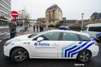 Operatiune antiterorista in Belgia. 3 persoane suspectate ca pregateau un atentat au fost puse sub acuzare, alte 9, retinute
