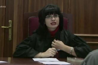 Interceptari: Judecatoarea Terceanu se simtea amenintata si se gandea la un autodenunt: