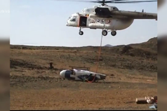 Cazul elicopterului moldovenesc, capturat de talibani. Cele doua scenarii posibile, conform autoritatilor