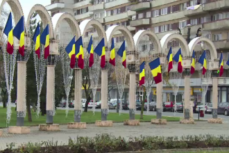 Pregatirile de 1 Decembrie au intrat pe ultima suta de metri la Alba Iulia. Peste 20.000 de oameni sunt asteptati la parada