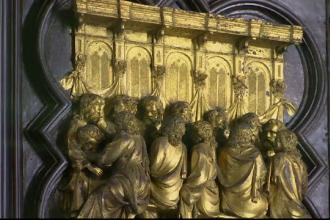 Usile Paradisului din Florenta, o capodopera a Renasterii, si-au recapatat stralucirea. Cati ani au muncit restauratorii