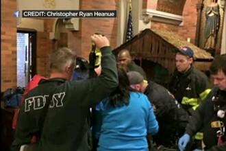 Cine este femeia care si-a abandonat bebelusul in ieslea unei biserici din New York. Cum a fost descoperita