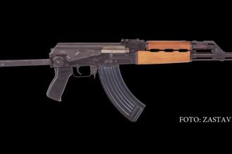 """Mai multe arme folosite in atentatele din Paris proveneau dintr-o tara vecina cu Romania. """"Oricine putea s-o obtina"""