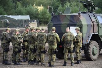 Germania intentioneaza sa desfasoare 1.200 de militari in lupta impotriva ISIS, in Siria. Cand ar putea incepe misiunea