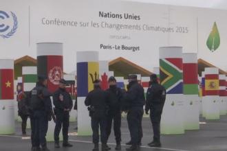 Ampla conferinta dedicata climei, la Paris. Mesajele transmise de Barack Obama si Printul Charles de la tribuna