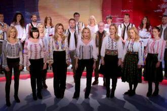 La multi ani, Romania! La multi ani, ProTV! Imnul National al Romaniei, cantat de vedetele ProTv