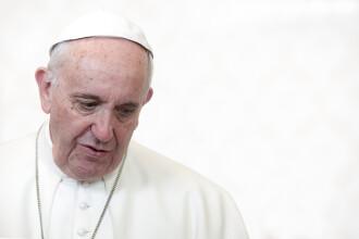 Mesajul lui Papa Francis pentru noul an: