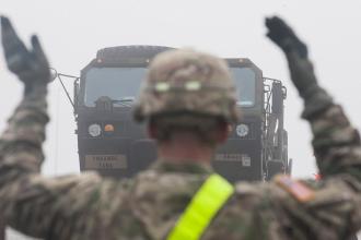 Rachete Patriot, aduse in premiera de armata americana in Romania pentru exercitii. MAPN: