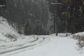 15 judete din Romania nu au contracte pentru deszapezirea drumurilor. In ce zone se anunta ninsori in lunile urmatoare