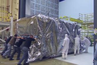 NASA a asamblat cel mai complex telescop spatial construit vreodata. Ce vor investiga specialistii