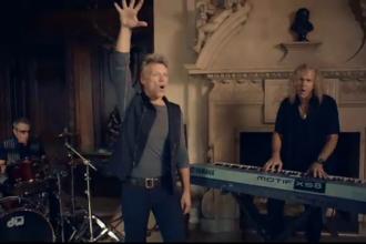 Bon Jovi lanseaza al 13-lea album din cariera,