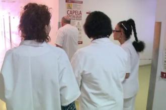 Un chirurg din Brasov a avut o idee ingenioasa pentru a-i atrage pe viitori medici si asistente. Ce anunt a facut pe Facebook