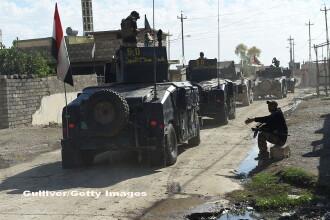 Premierul irakian anunta oficial eliberarea orasului Mosul de sub controlul ISIS.