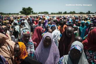 Teroare in Africa. Zeci de femei salvate de cruzimea gruparii Boko Haram au fost violate de oficiali ai guvernului Nigeriei
