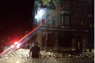 Cutremur cu magnitudinea 5,3 produs in statul Oklahoma din SUA. Seismul a provocat pagube serioase, conform autoritatilor