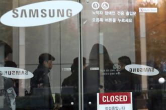 Procurorii din Coreea de Sud au descins la sediul central al Samsung. Scandalul politic in care e implicata compania