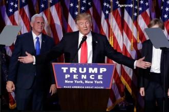 Mesajul lui Donald Trump dupa castigarea alegerilor. Barack Obama l-a sunat ca sa il felicite