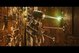 Extraterestrii, personaje prinicipale in pelicula regizorului Luc Besson,