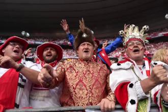 1000 de ultrasi polonezi, care au interdictie pe stadion, vor invada Bucurestiul. Meciul cu Romania se joaca vineri seara