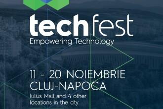 Astazi incepe TechFest - Cluj Tehnology Festival, primul festival din Transilvania dedicat tehnologiei