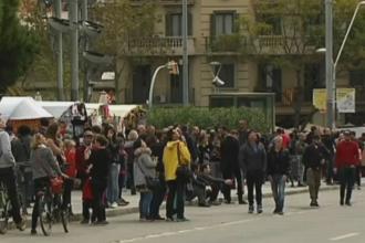 Locuitorii Barcelonei se plang de numarul mare de turisti. Nemultumirile pe care le au catalanii