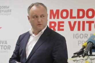 Igor Dodon explica de ce ii va retrage cetatenia moldoveneasca lui Traian Basescu: