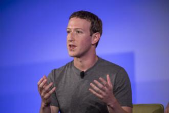 Intalnire in secret pentru a rezolva problema stirilor false propagate pe Facebook, care l-ar fi ajutat pe Trump sa castige