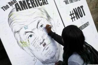 """""""America first"""", ideologia cu care Trump va darama lumea. Avertismentul Europei: Politica SUA va duce la un"""